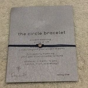Simple Blue Bracelet